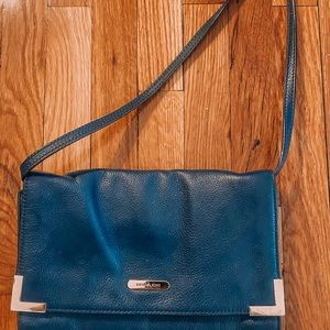 Michael Kors Navy Shoulder bag